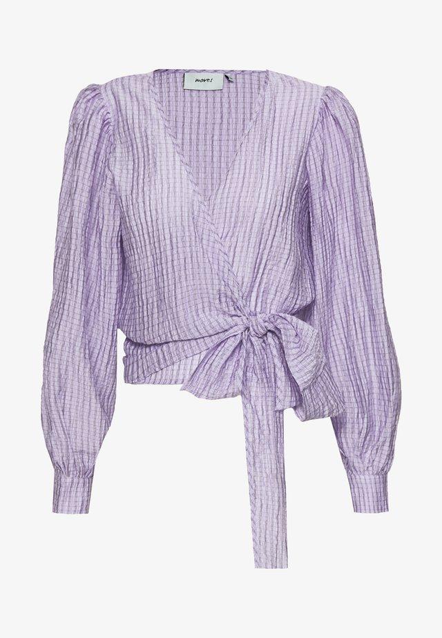 PATTI - Top sdlouhým rukávem - lilac