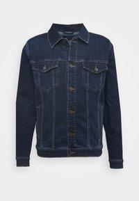 PERFECT JACKET - Denim jacket - dark blue