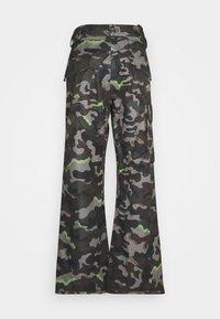 Volcom - HUNTER PANT - Snow pants - olive - 7
