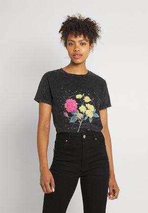 CLASSIC ARTS TEE - T-shirt print - black