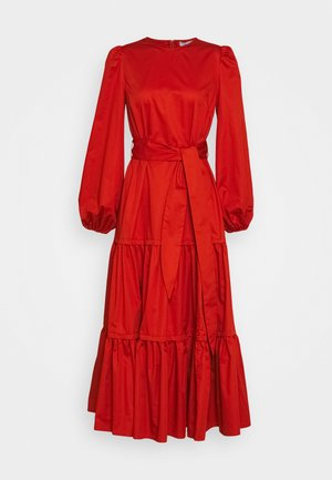ANKLELENGHT - Maxi dress - pumkin