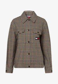 Tommy Jeans - Summer jacket - kiwi ecru - 0