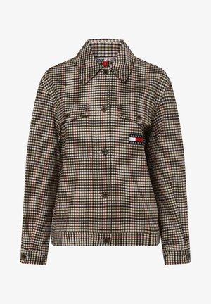 Summer jacket - kiwi ecru