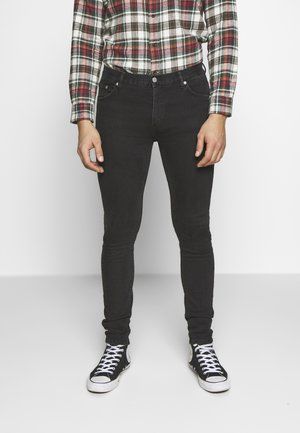 FORM TUNED - Jeans relaxed fit - black