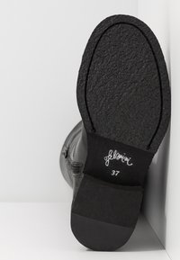Felmini Wide Fit - COOPER - Vysoká obuv - lavado black - 6