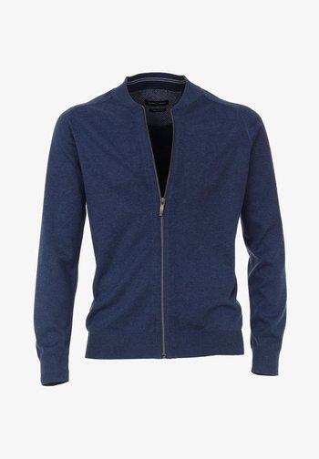 Cardigan - jeans blau