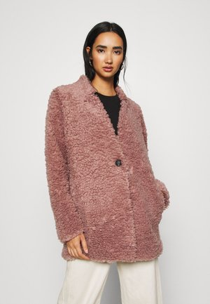 ONLDINA COAT  - Winter coat - burlwood