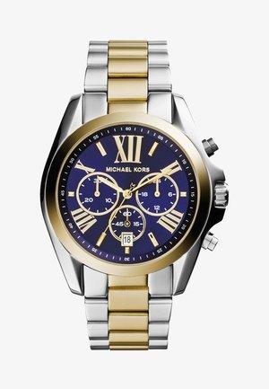 BRADSHAW - Zegarek chronograficzny - silberfarben/goldfarben