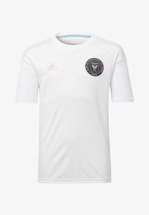 INTER MIAMI CF HOME JERSEY - T-shirt print - white
