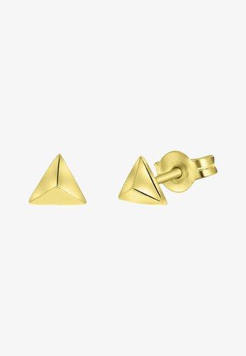 14 CT GOLD - Earrings - goud