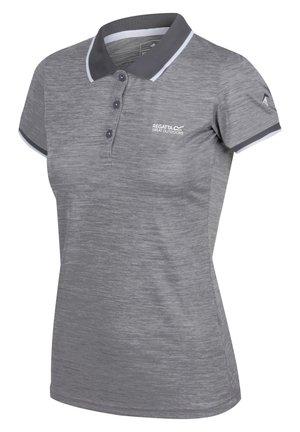REMEX  - Polo shirt - rock grey