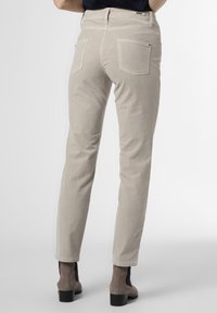Cambio - Trousers - beige - 1