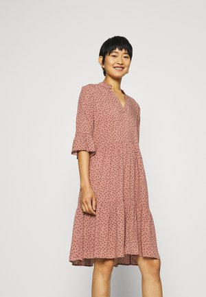 EDA DRESS - Maxi dress - burlwood clear