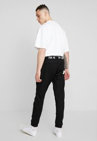 Replay Sportlab - Trousers - black - 2