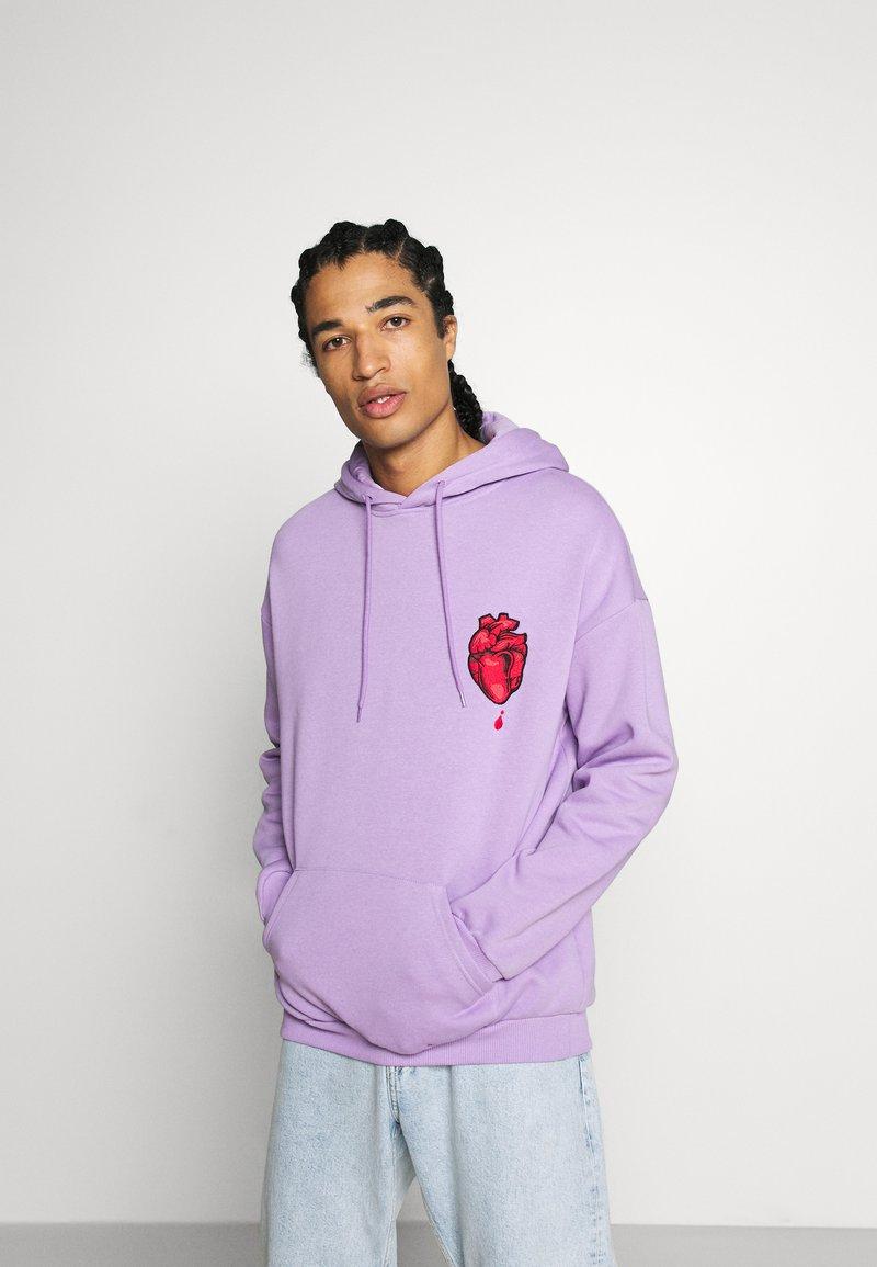 YOURTURN - Hættetrøjer - lilac