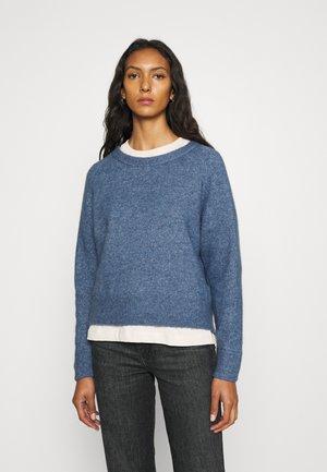 NOR SHORT - Pullover - china blue