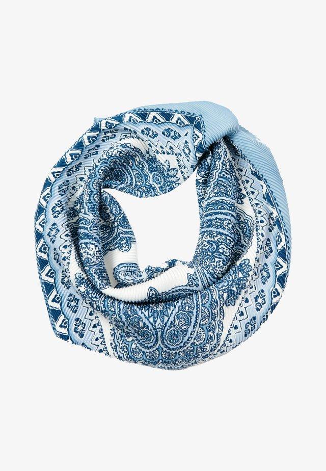 Écharpe tube - light blue