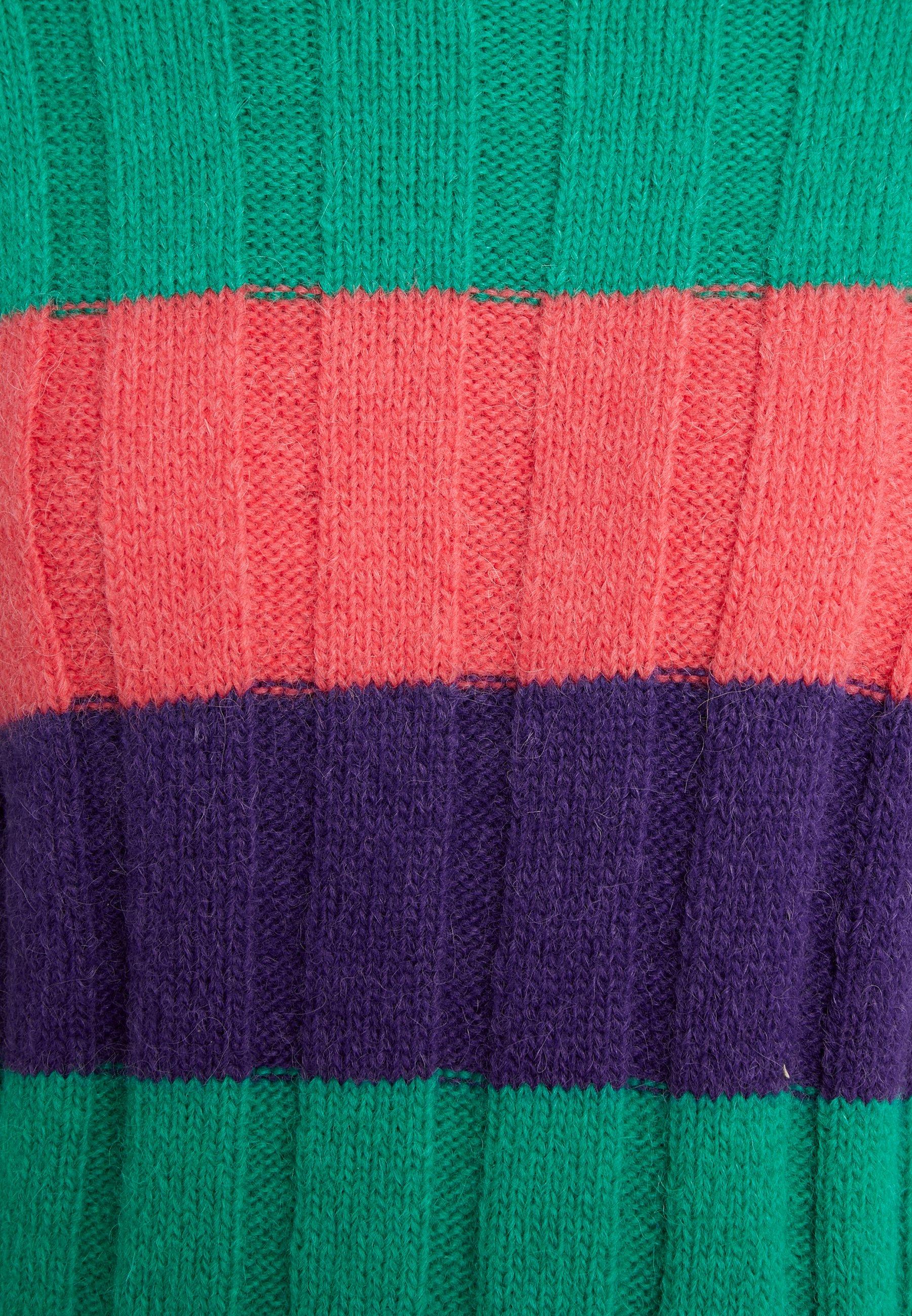 Strikpullover Striktrøjer multi color