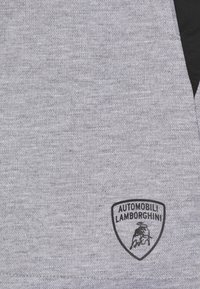Automobili Lamborghini Kidswear - WITH CONTRAST INSERTS - Shorts - grey antares - 2