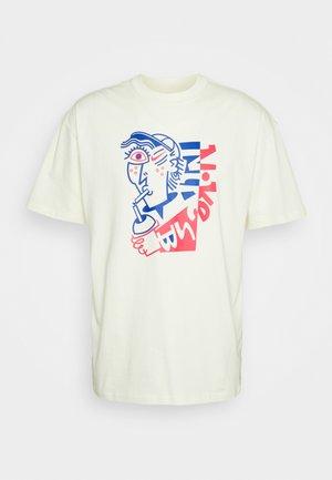 TEE SLURP UNISEX - T-shirt con stampa - coconut milk