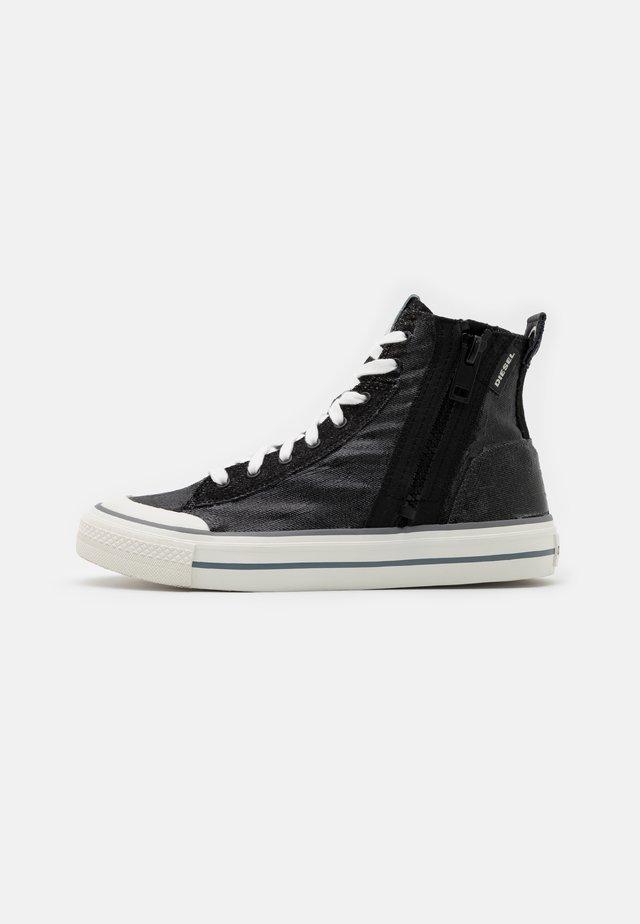 ASTICO S-ASTICO MID ZIP - Sneaker high - black