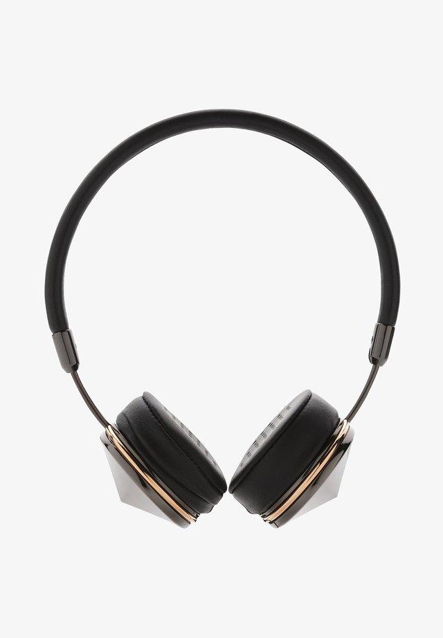 Headphones - bundle, gunmetal, layla, wired