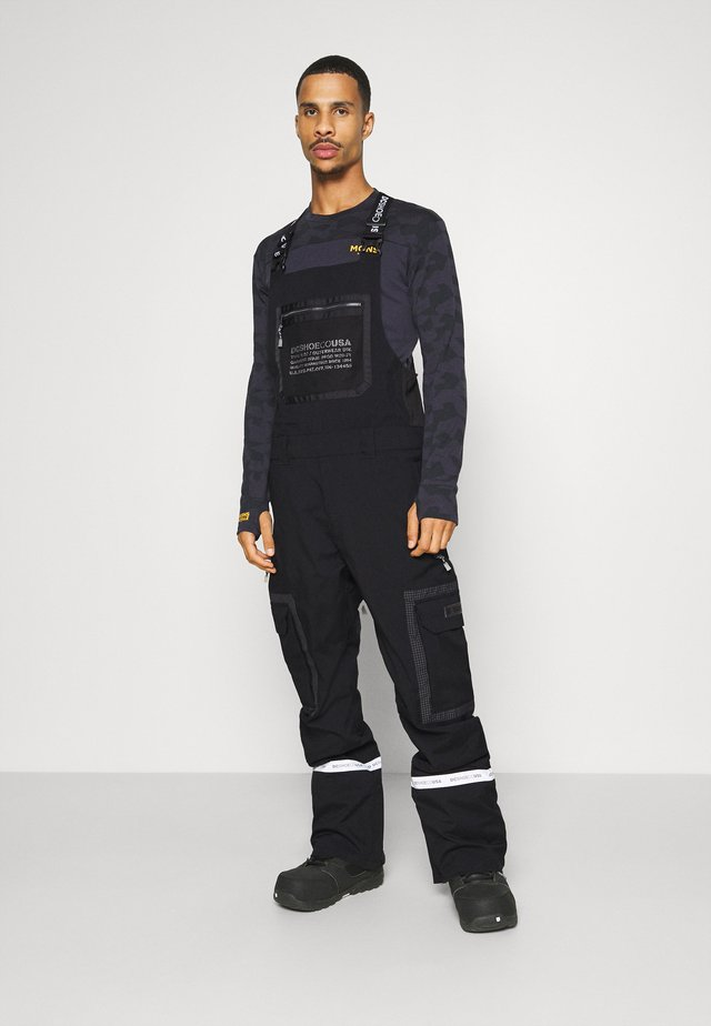 REVIVAL - Snow pants - black