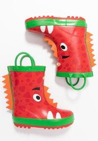 Chipmunks - ZIGGY - Bottes en caoutchouc - red - 0