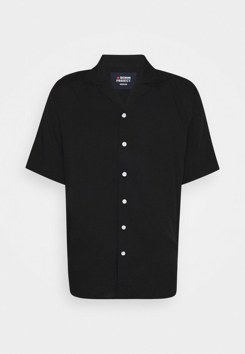 Denim Project - EL CUBA - Skjorter - black