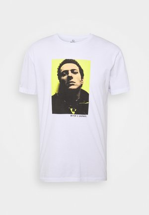 STRUMMERMUG  - T-shirt imprimé - white