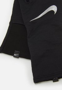 Nike Performance - WOMENS SPHERE RUNNING GLOVES  - Gloves - black/silver - 3