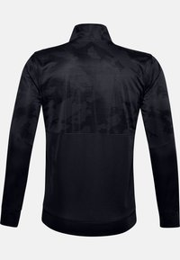Under Armour - SPORTSTYLE PQE CAMO TK JT - Training jacket - black - 4