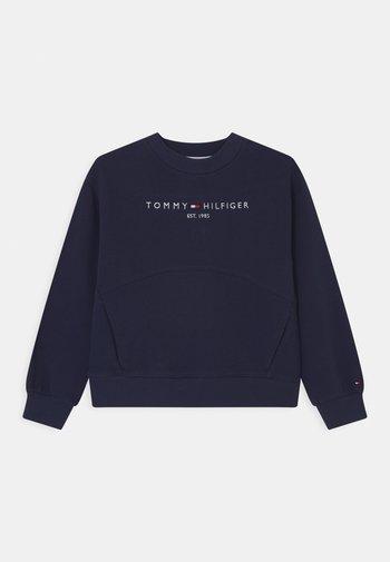 ESSENTIAL  - Sweatshirts - twilight navy