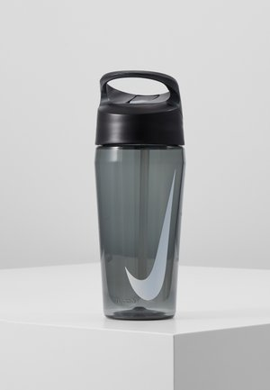473ml HYPERCHARGE STRAW BOTTLE 16OZ - Trinkflasche - anthracite/white