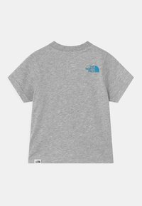 The North Face - INFANT EASY UNISEX - Print T-shirt - light grey/white - 1