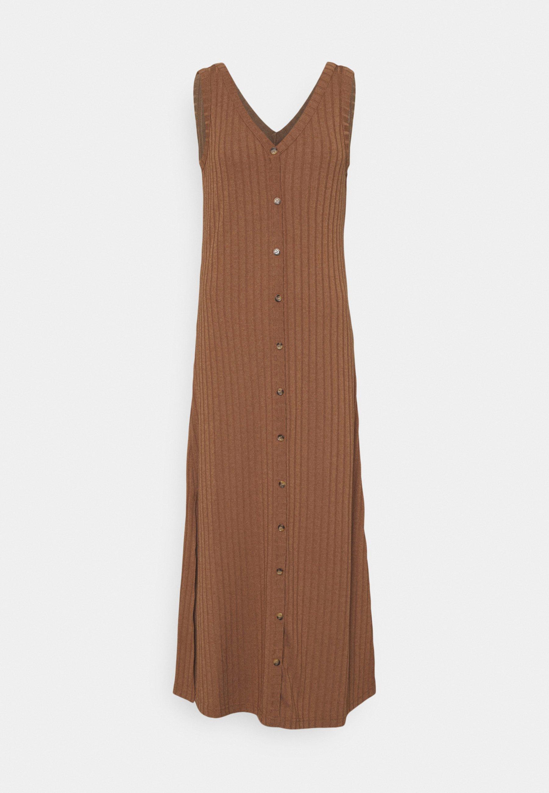 Women BYSILKI LONG DRESS - Jumper dress