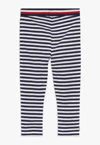 Tommy Hilfiger - BABY GIRL  - Leggings - Trousers - blue - 1