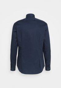 Calvin Klein Tailored - POPLIN CONTRAST SLIM - Formal shirt - navy - 1