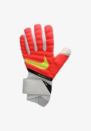 PHANTOM ELITE PROMO TW - Goalkeeping gloves - rotweissgelb