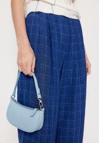 Wood Wood - SIRID TROUSERS - Trousers - blue - 4