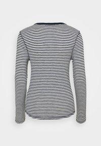 Marks & Spencer London - SCOOP HENLEY - Long sleeved top - dark blue - 1
