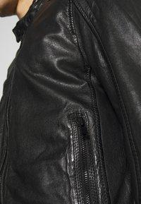 Gipsy - ARIM - Giacca di pelle - black - 4