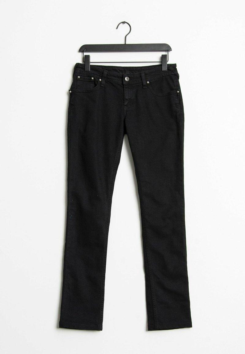 Levi's® - Straight leg jeans - black