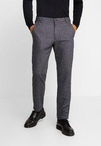 Minimum - UGGE - Trousers - navy blazer - 0