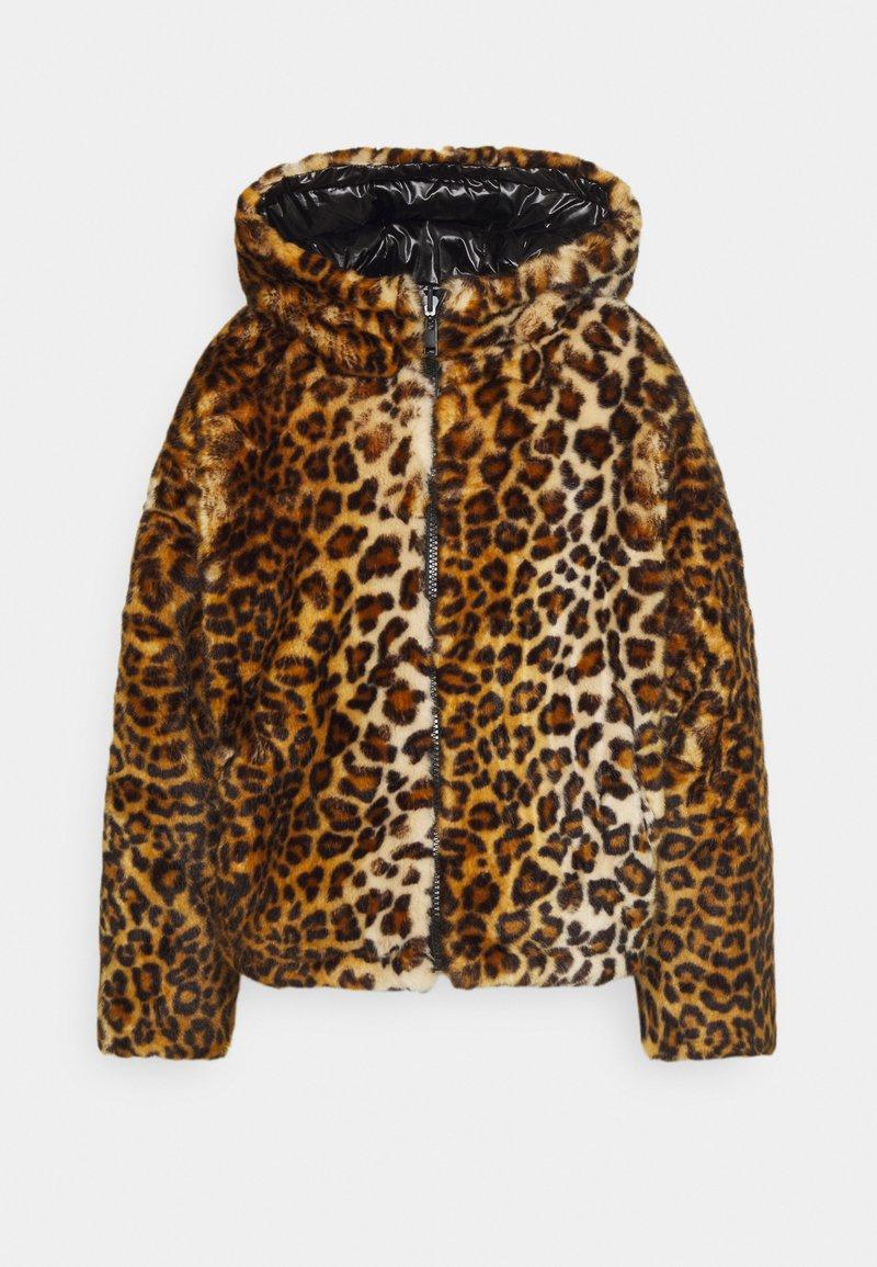TWINSET - Zimní bunda - nero