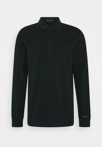 Scotch & Soda - CHIC STRETCH LONGSLEEVE - Polo shirt - fern - 0