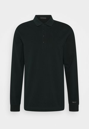 CHIC STRETCH LONGSLEEVE - Polo shirt - fern