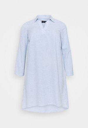 Shirt dress - skyway