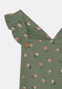 Carter's - SET - Print T-shirt - khaki/light pink - 2