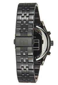 Tommy Hilfiger - ASHTON - Chronograph watch - black - 2